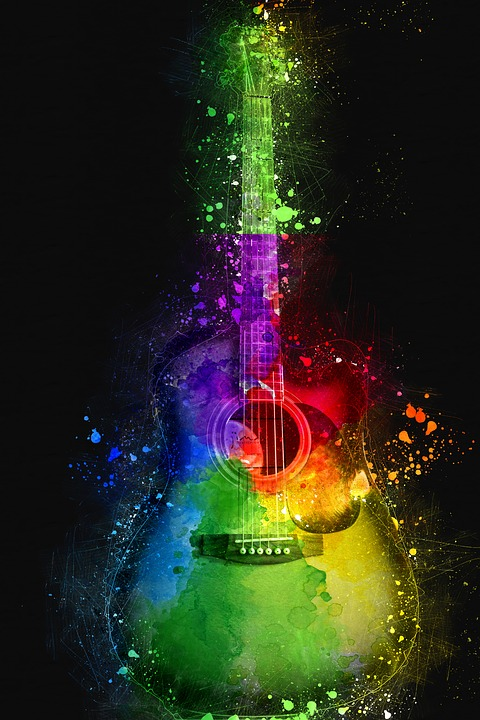 Acoustic Guitar, Guitar, Musical Instrument, Music