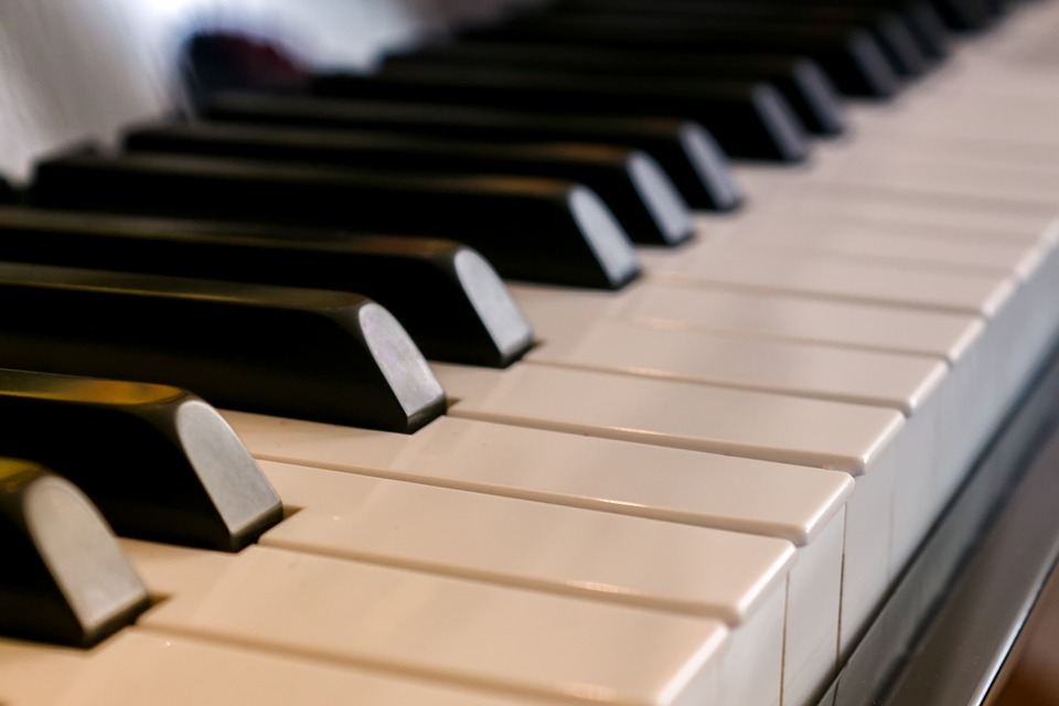 Piano, Music, Keys, Instrument, Musical Instrument