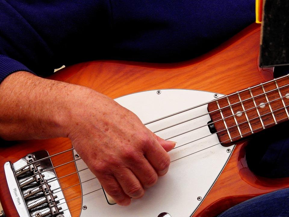 Guitar, Music, Instrument, Musician, Musical Instrument