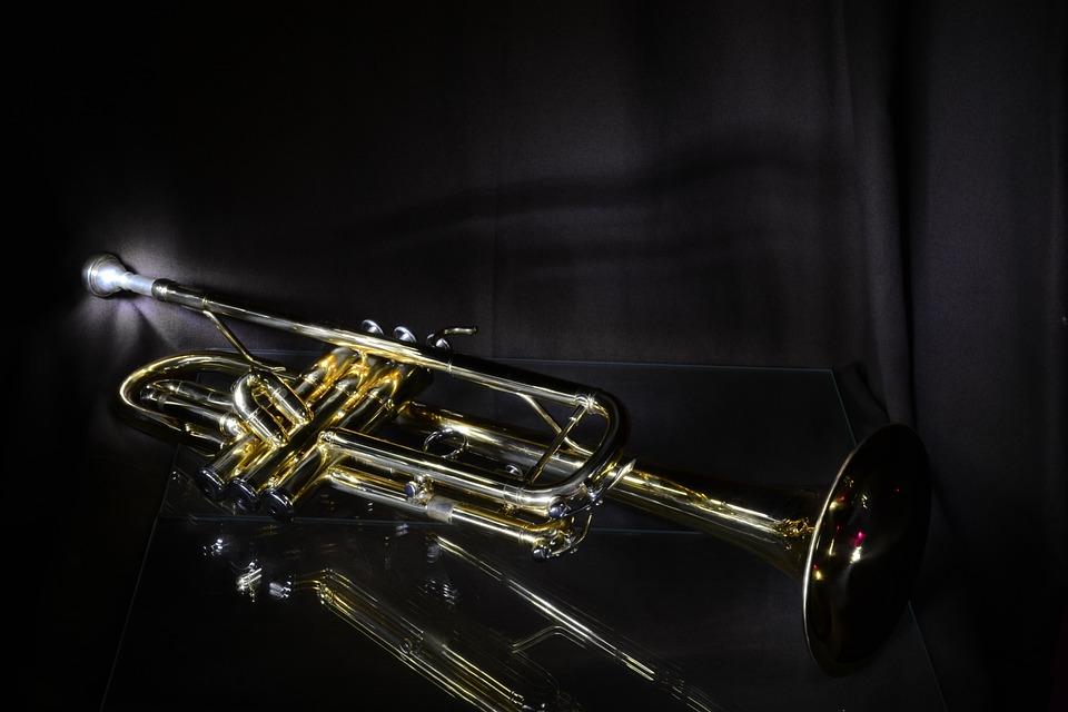 Trumpet, Jazz, Musical Instrument, Music