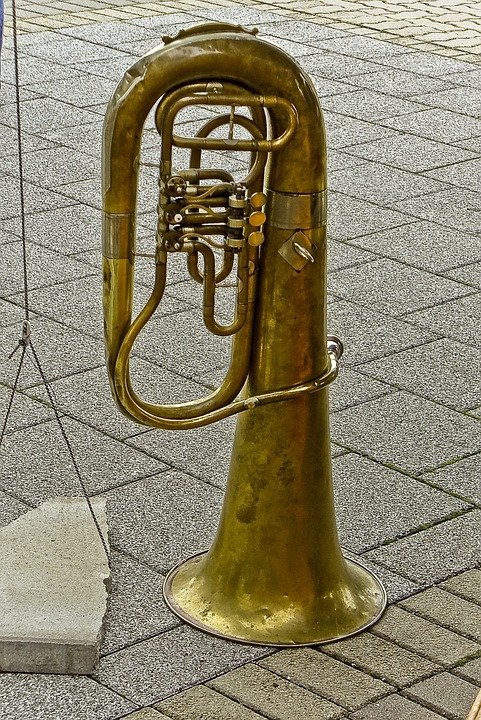Music, Break, Trumpet, Musical Instrument, Orchestra