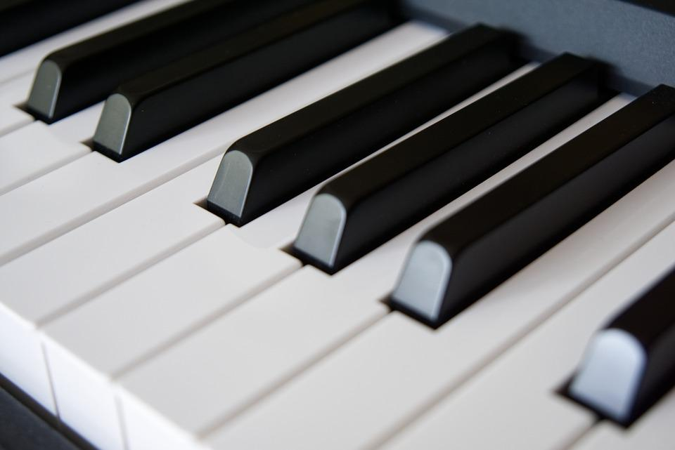 Piano, Music, Instrument, Wing, Musical Instrument