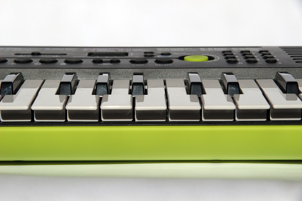 Synthesizer, Music, Game, Piano, Musical Instrument