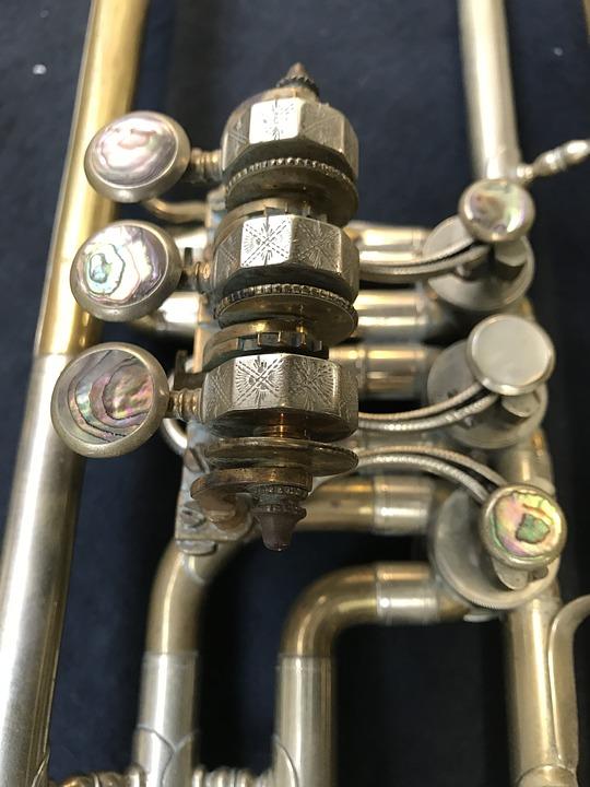 Musical Instrument, Trumpet, Wind Instrument