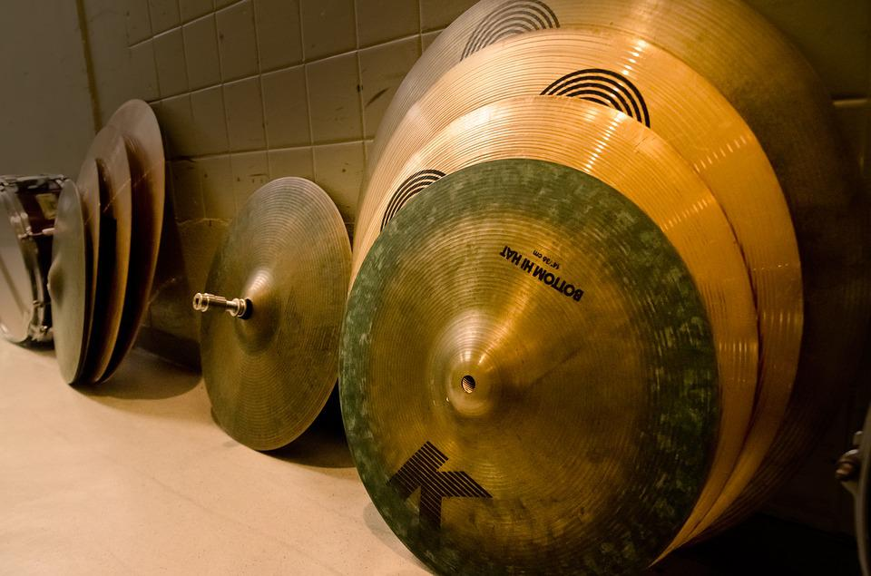 Cymbal, Musical Instruments, Music, Band, Drum, Hi-hat