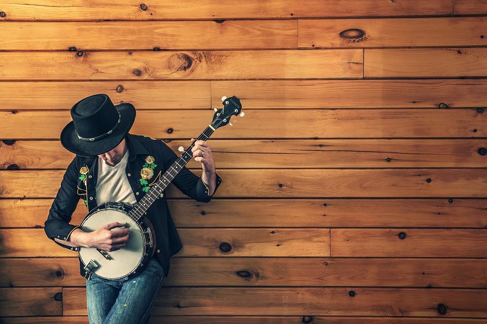 Musician, Country Song, Banjo, Ukulele, Guitar