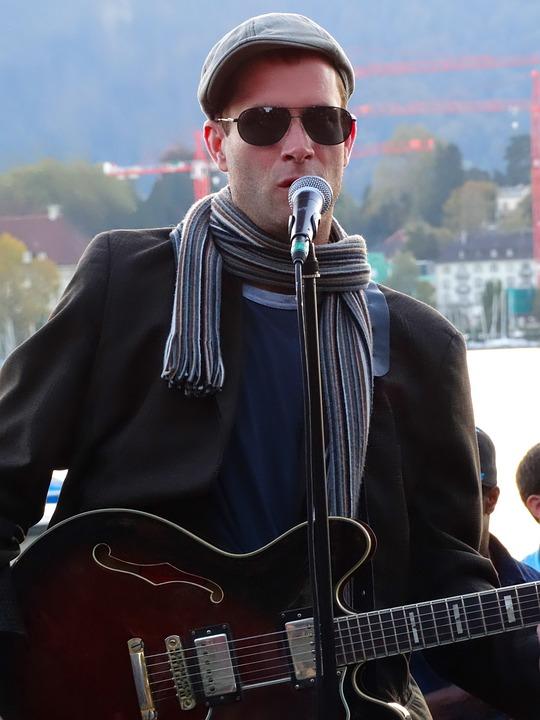 Musician, Street Musicians, Singer, Entertainment