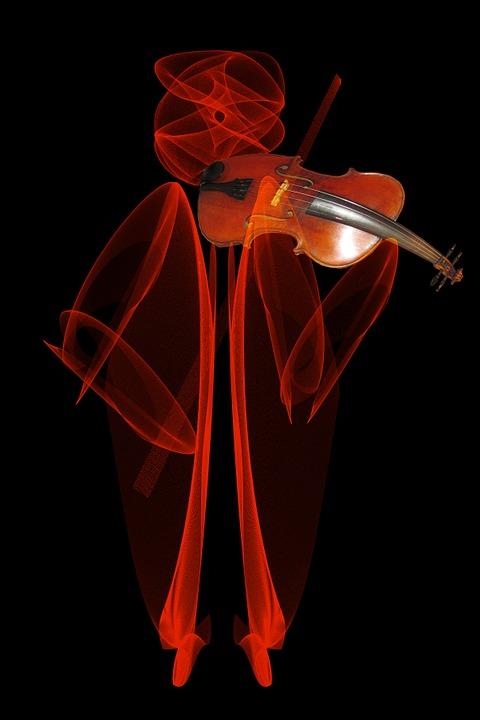 Violin, Musician, Geiger, Instrument, Music