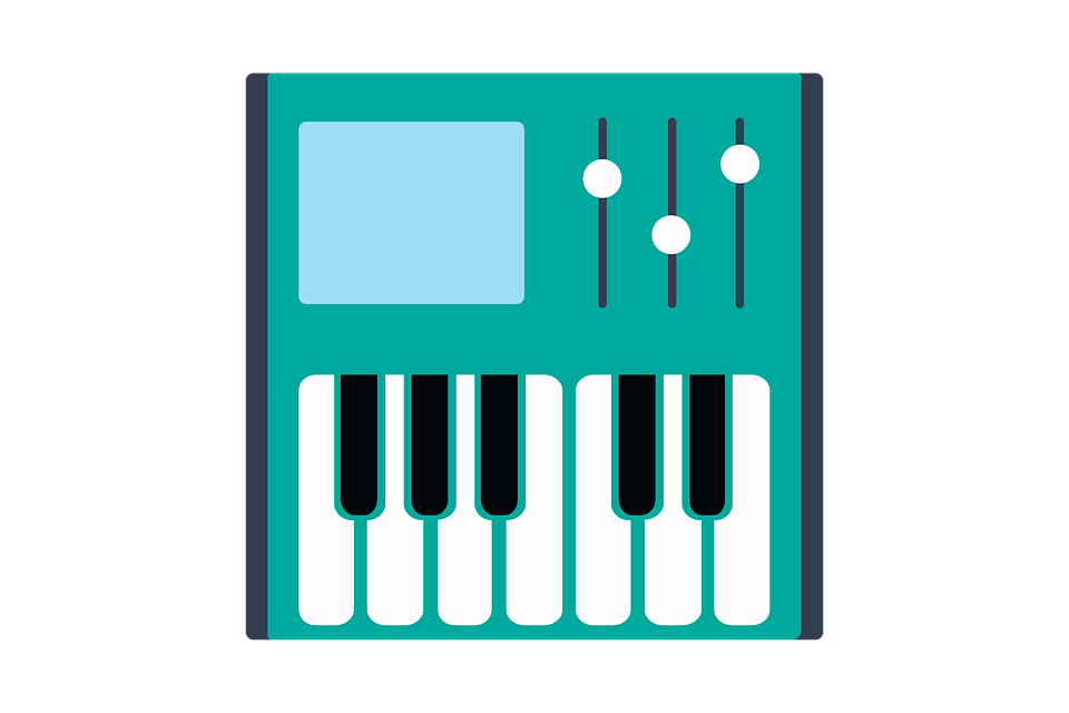 Player, Piano, Music, Instrument, Keyboard, Musician