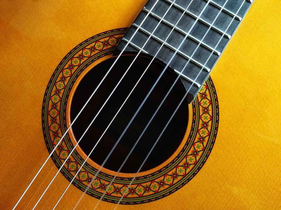 Guitar, Classical, Classic, Acoustic, Music, Musician