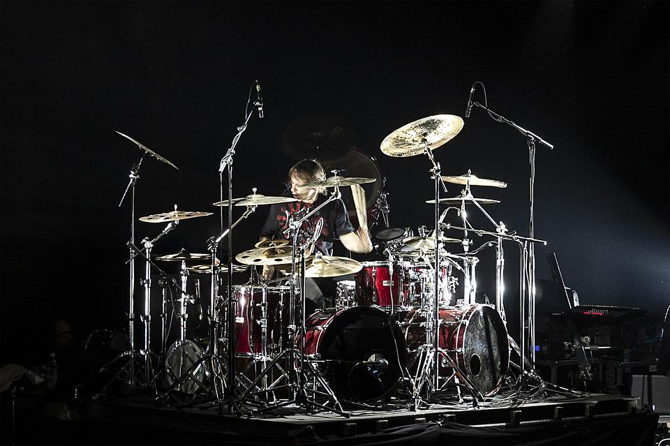 Concert, Group, Music, Drums, Musician, Perfomance