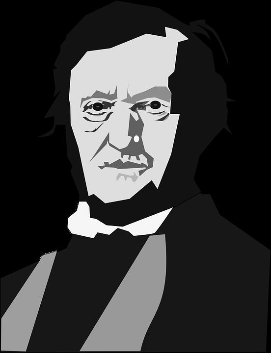 Musician, Portrait, Richard Wagner, Wagner