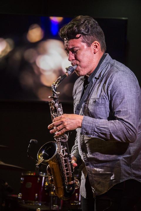 Musician, Saxophonist, Music, Jazz, Saxophone