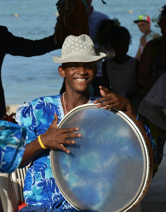 Mauritian, Sega, Musician