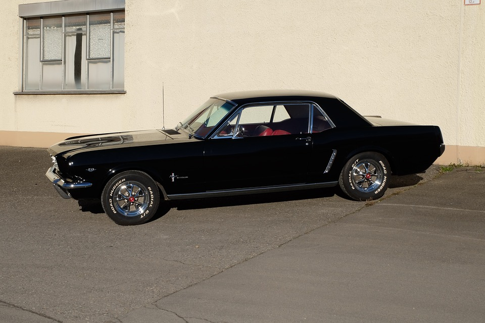 Ford, Mustang, Coupe