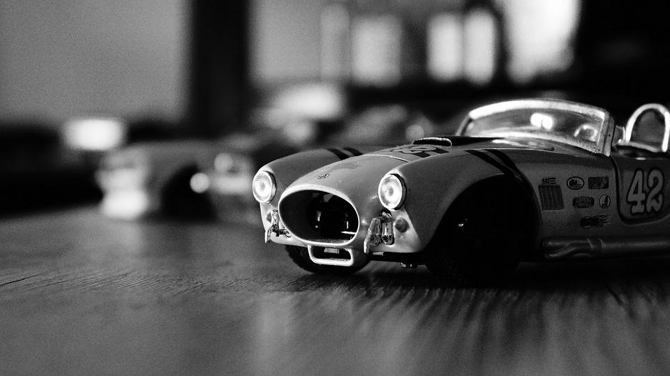 Shelby Cobra, Carro, Carrinhos, Miniaturas, Mustang