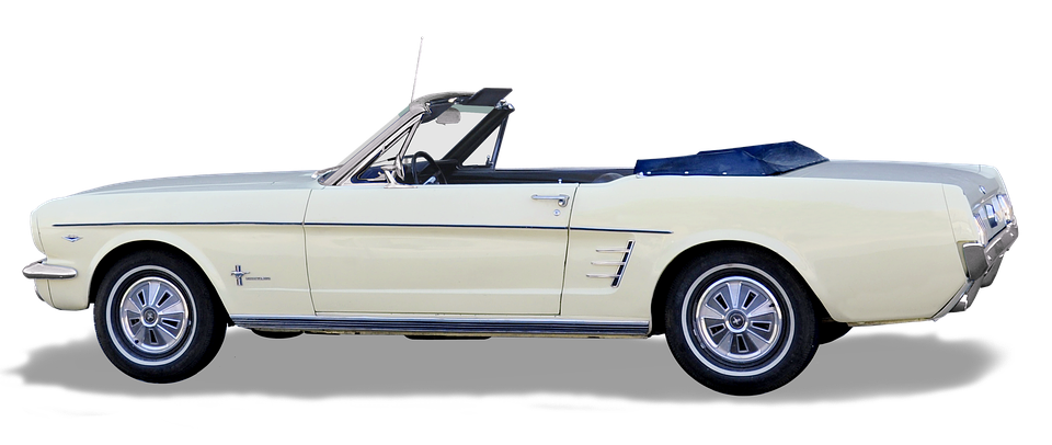 Ford, Mustang, Oldtimer, Automotive, Usa, Sports Car