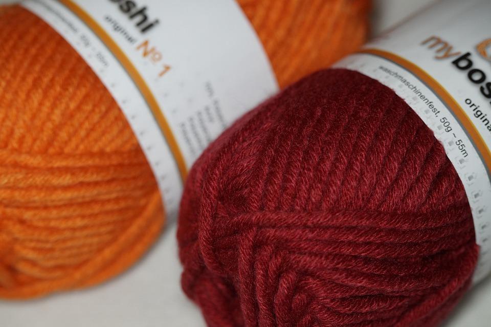 Crochet, Hand Labor, Hobby, Myboshi, Wool, Boshi