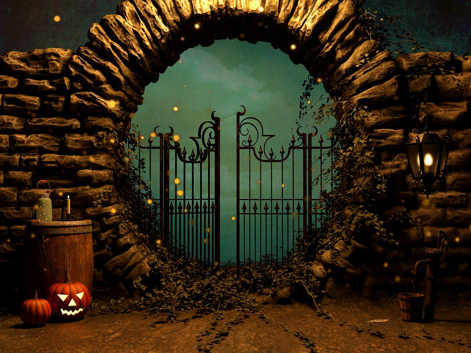 Fantasy, Goal, Grid, Magic, Mysterious, Halloween