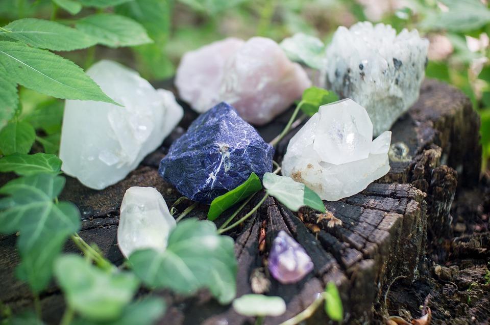 Crystals, Stones, Healing, Mystic, Spiritual, Quartz