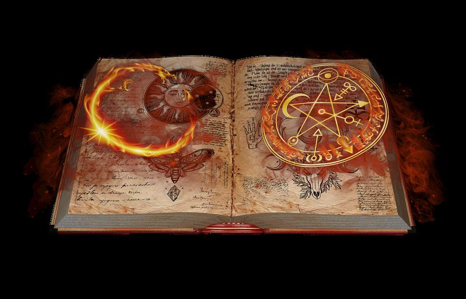 Book, Mysticism, Magic, Mystical, Fantasy, Mysterious