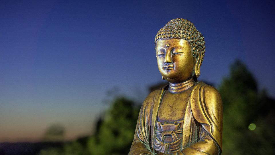 Buddha, God, Mythology, Statue, Man, Sculpture