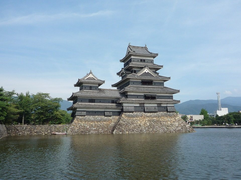 Matsumoto Castle, Building, Castle, Nagano