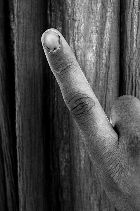 Finger, Nail, Hand