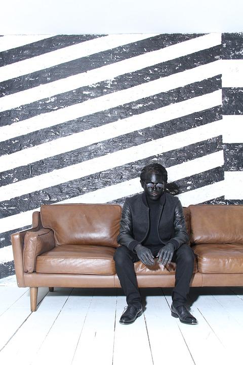 Fashion, Unique, Nam, Black, White, Interior, Indoor