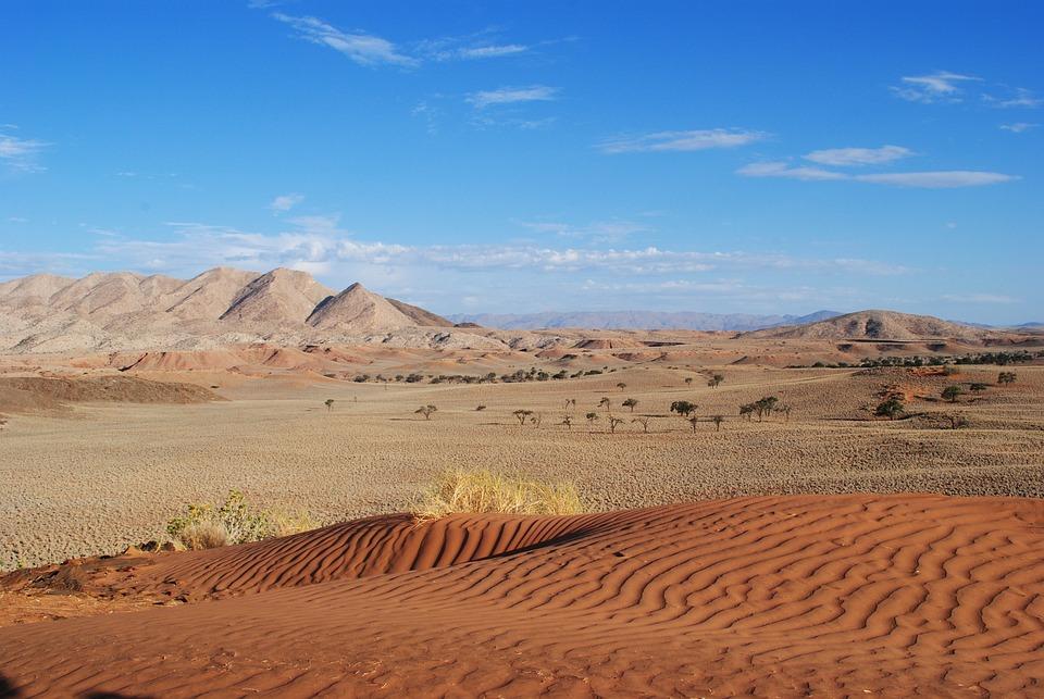 Namibia, Africa, Desert, Dune, Sand, Earth, Landscape