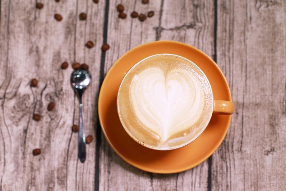 Coffee, Nanjing, Pull Flower