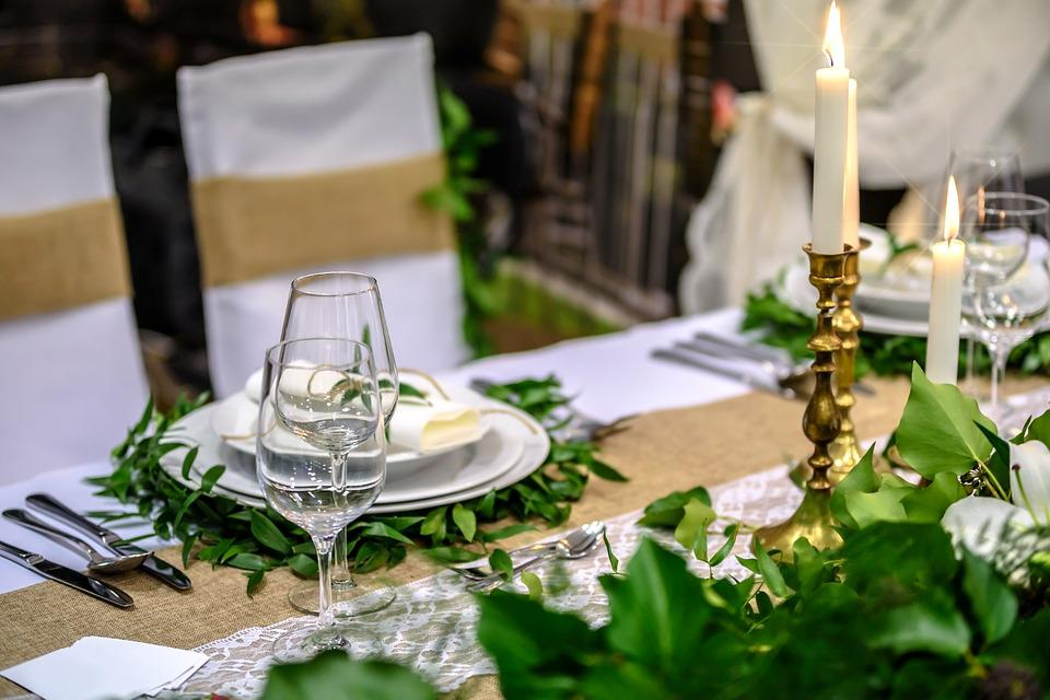 Table Setup Napkin Cutlery Plate Candle Dinner & Free photo Napkin Cutlery Candle Setup Table Dinner Plate - Max Pixel