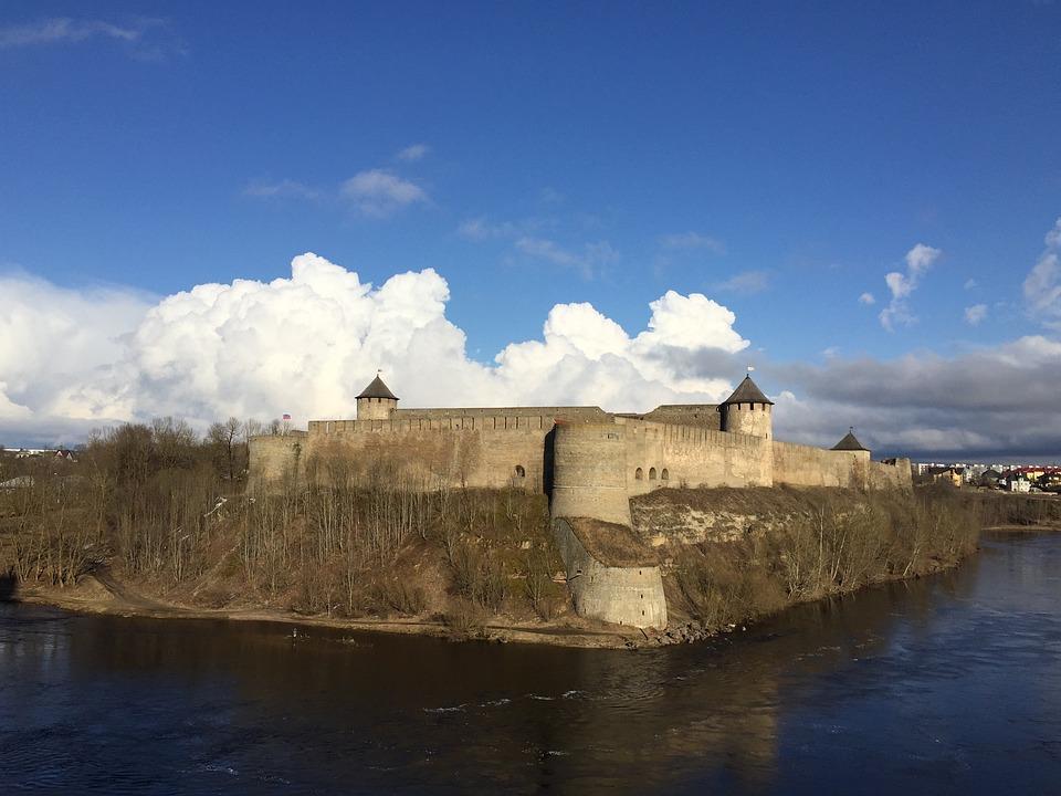 Narva, Estonia, Castle