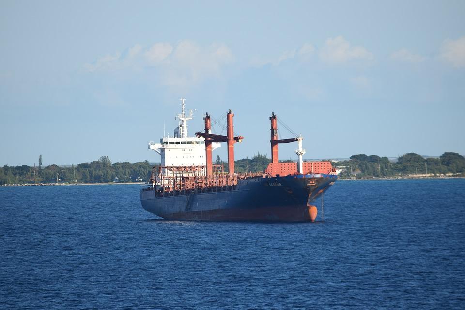 Nassau, Bahamas, Ship, Caribbean, Tropical, Sea, Island