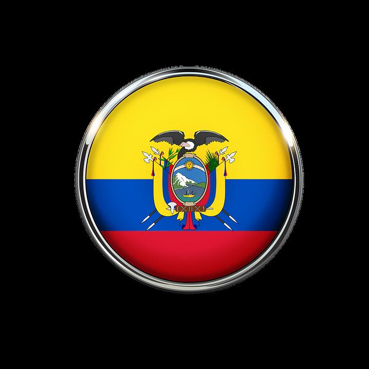 Flag, Ecuador, Home, Circle, Free Image, Nation