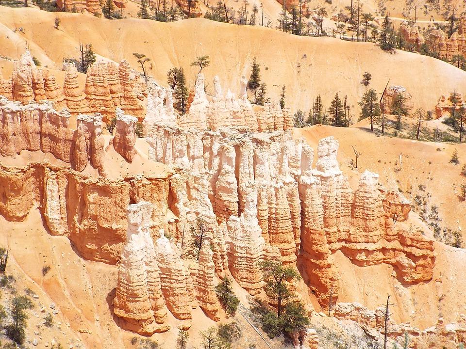 Hoodoo, Bryce Canyon, Utah, Bryce, Canyon, National