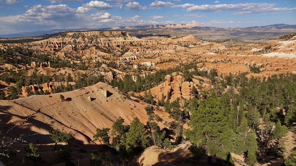 Usa, Bryce Canyon, Canyon, National Park