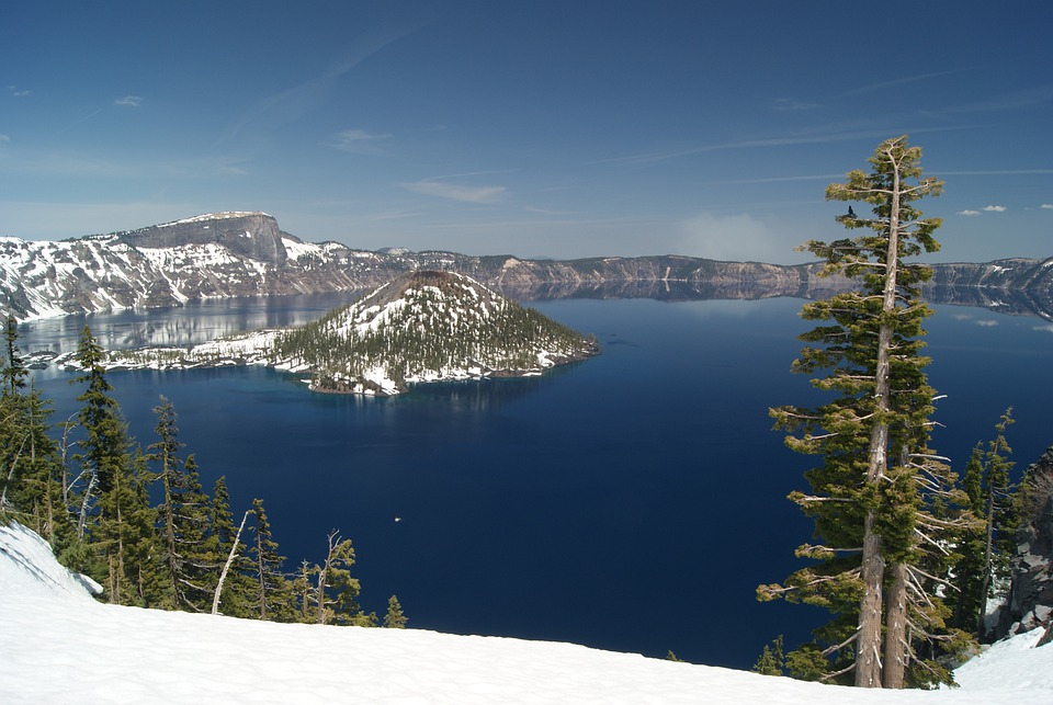 Crater Lake, Crater Lake National Park, National Park