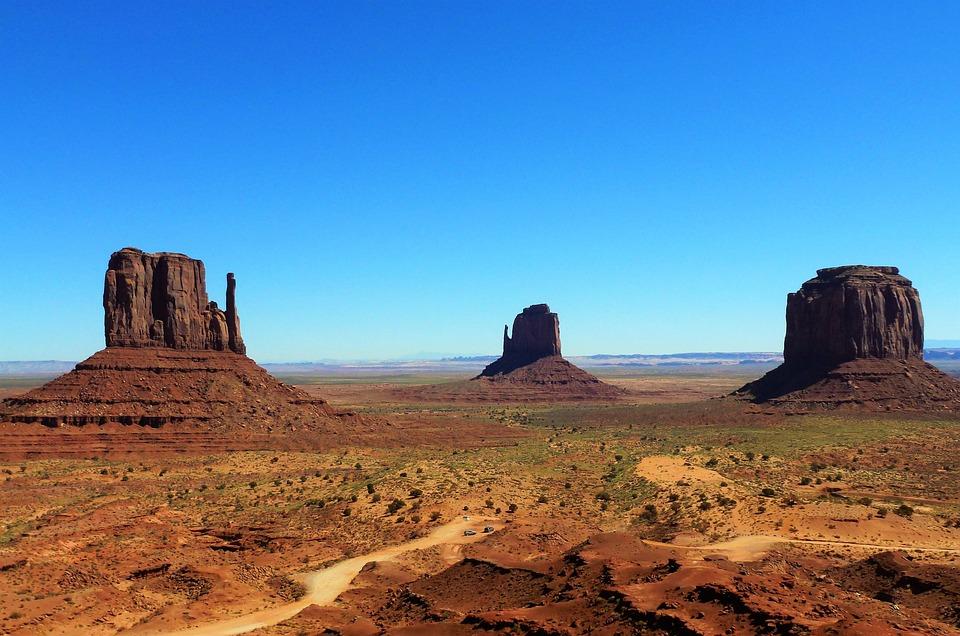 Usa, Nature, National Park, Desert, Sandstone