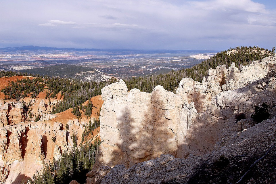 Bryce Canyon, National Park, Utah, Usa, Rocks, Erosion