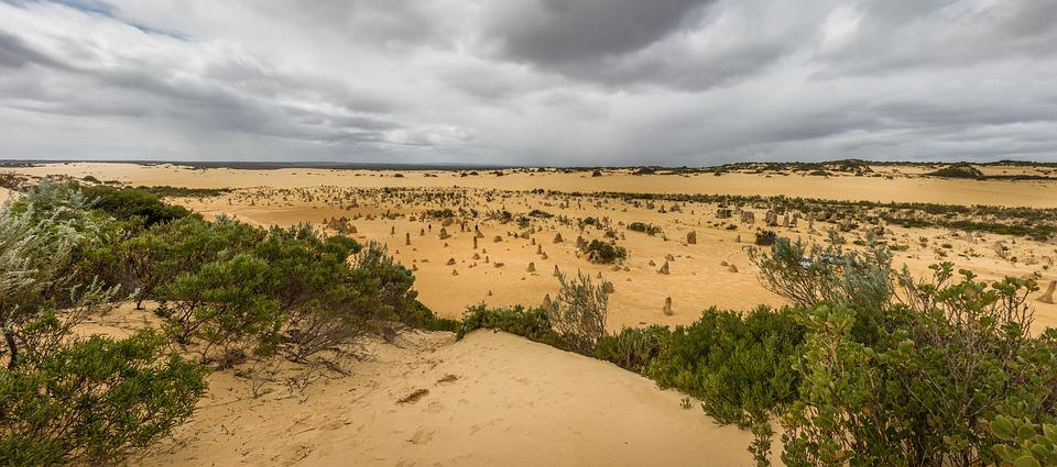 Australia, Pinnacles, Desert, Westcoast, National Park