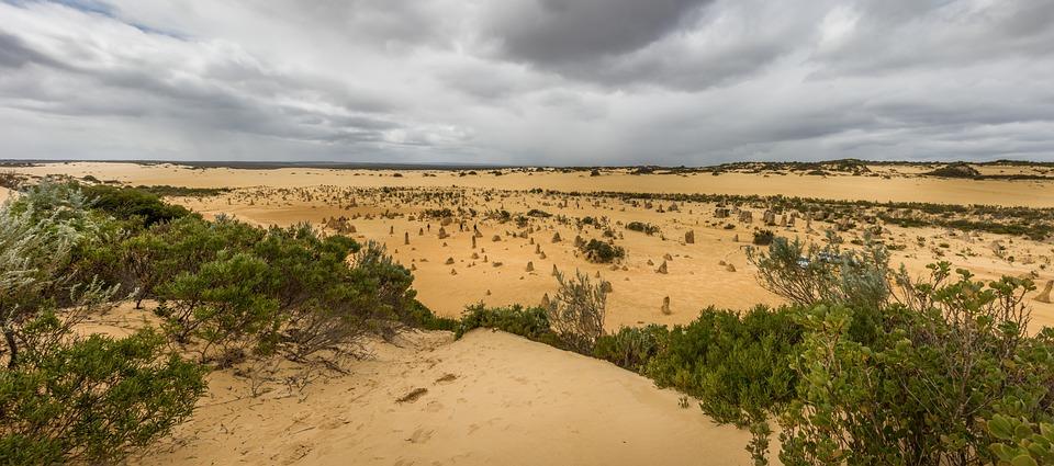 Australia, Pinnacles, Desert, Westcoast, National Park