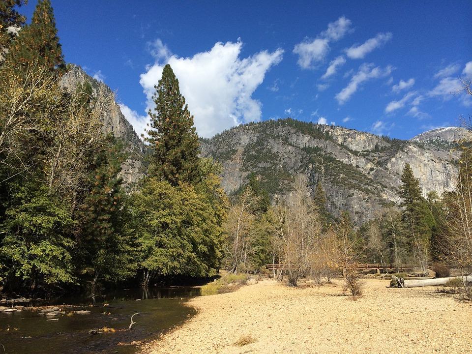 Yosemite, National Park, Yosemite National Park