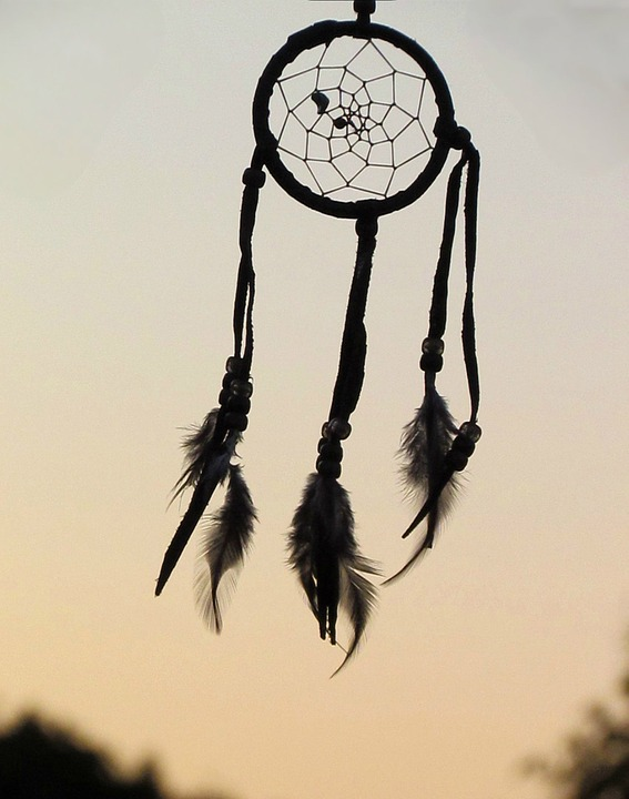 Dreamcatcher, Feathers, Nature, Native, American
