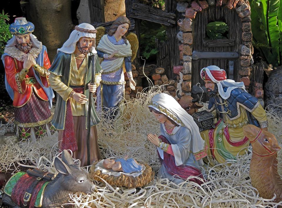 Free photo Nativity Holy Baby Jesus Christmas Bethlehem - Max Pixel