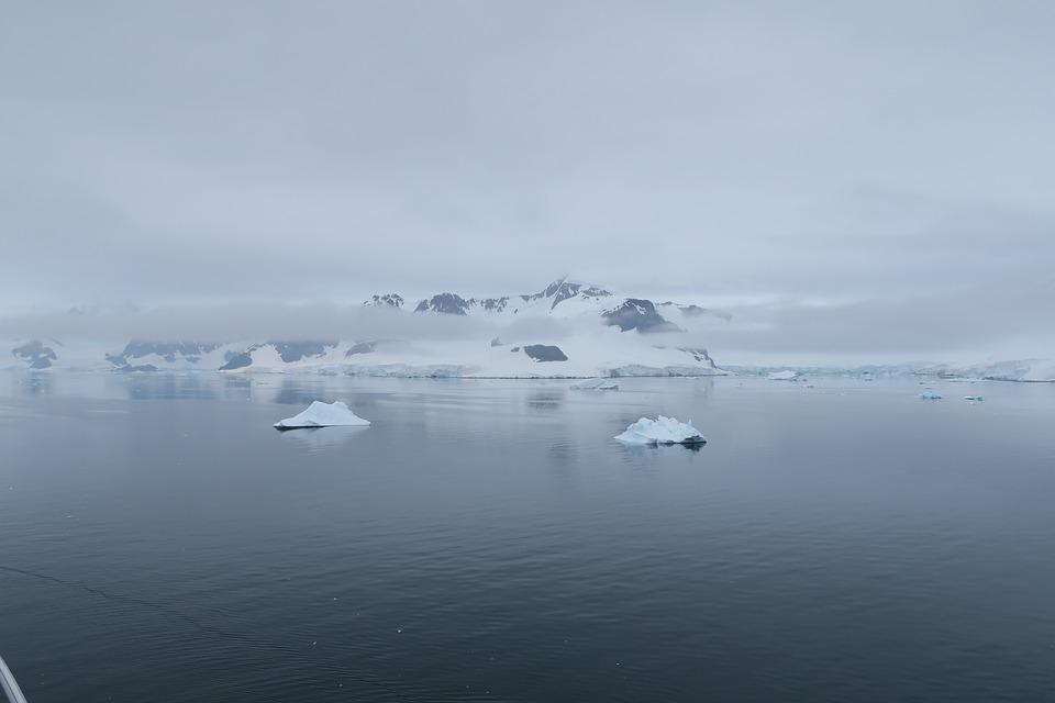 Antarctica, Ice, Snow, Iceberg, Natural, Frozen