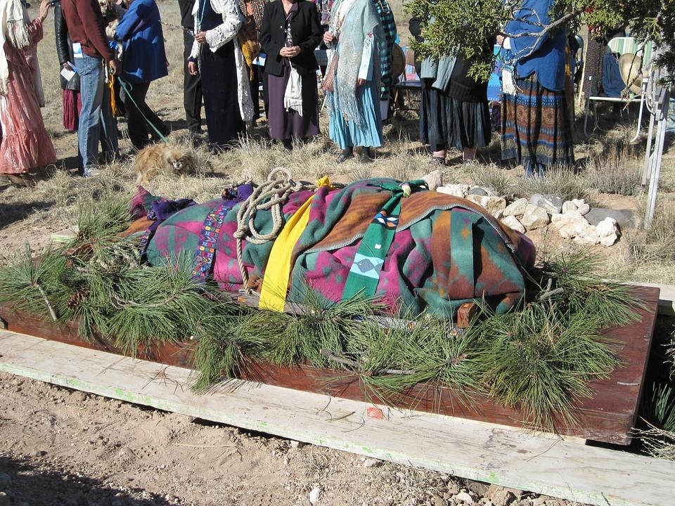 Burial, Natural, Cemetery, Funeral, Graveyard, Green