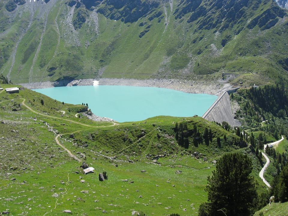 Lake, Landscape, Nature, Natural