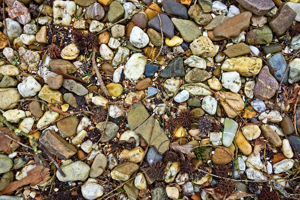 Pebble, Stone, Rock, Material, Natural, Surface