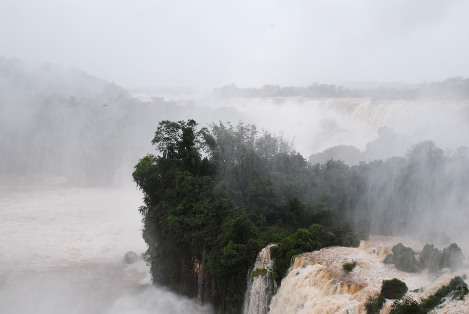 Waterfall, Falls, River, Natural, Cascade, Scenic